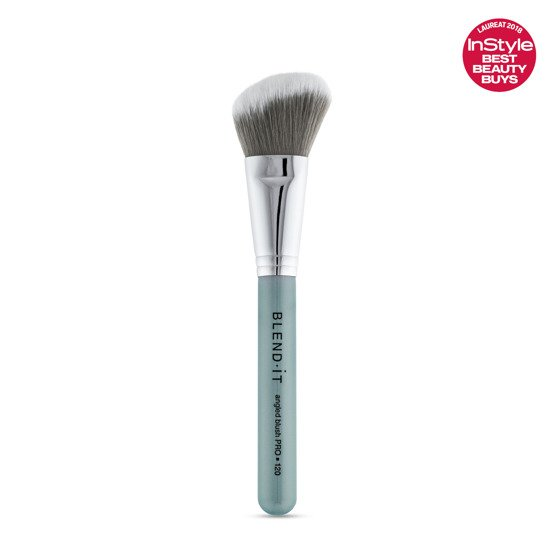 BLEND IT Angled Blush Brush PRO 120