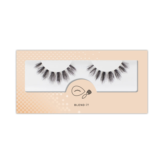 BLEND IT False Eyelashes KNOTTIES 2164 HH