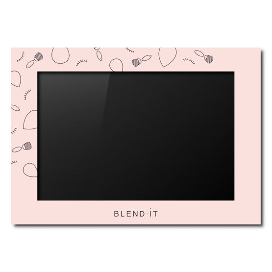 BLEND IT Magnetic Palette LIGHT PINK