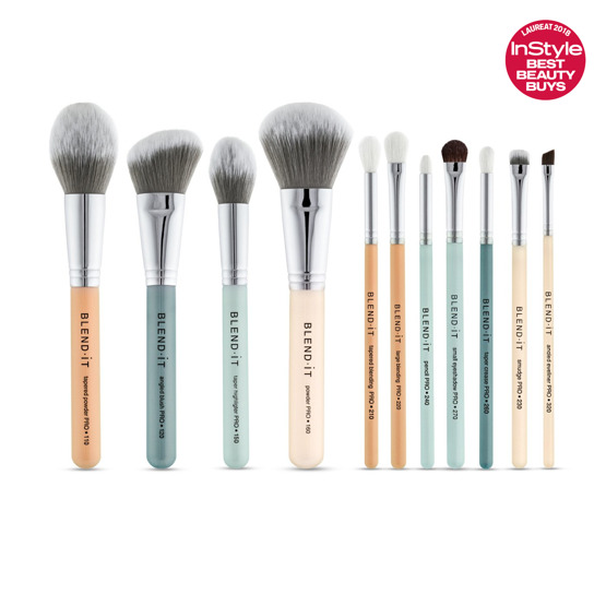 BLEND IT PRO COMPLETE SET 11 Brushes